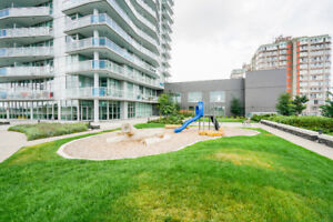 Amazing Unobstructed View! Enjoy and Move in To Deltas HighRise!