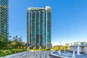 Beautiful Lower Level 2 Bedroom 2 Bathroom Condo at One Sherway