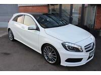Mercedes A180 CDI BLUEEFFICIENCY AMG SPORT. VAT QUALIFYING