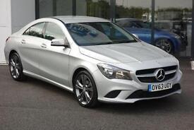 2013 Mercedes-Benz Cla Class 2.1 CLA220 CDI Sport 7G-DCT 4dr (start/stop)