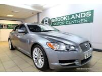 Jaguar XF 3.0 TDV6 Premium Luxury [7X SERVICES, SAT NAV, LEATHER and HEATED SEAT