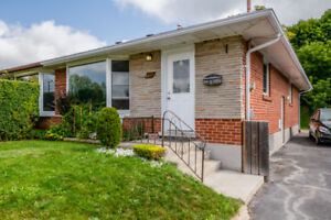 Bungalow For Sale in Guelph