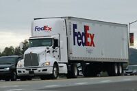 Truck drive  class 1 local  in Montreal Fedex Freight