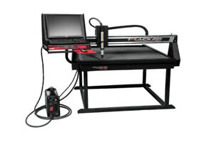 TrackerCNC Plasma Cutting System