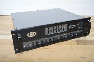 Ampeg SVT 4 PRO tube bass amp head in excellent condition