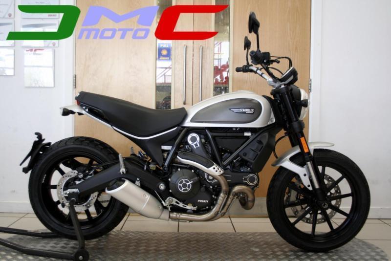 Ducati Scrambler Engine Size