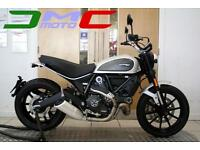 2017 Ducati Scrambler Icon Pre-Reg Offer Silver Ice 0 Miles | £89 pcm