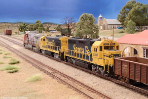 """Wanted"" N Scale model trains"