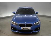 BMW 1 Series 118d M Sport 5dr