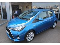 Toyota Yaris HYBRID EXCEL. FINANCE SPECIALISTS. VAT QUALIFYING