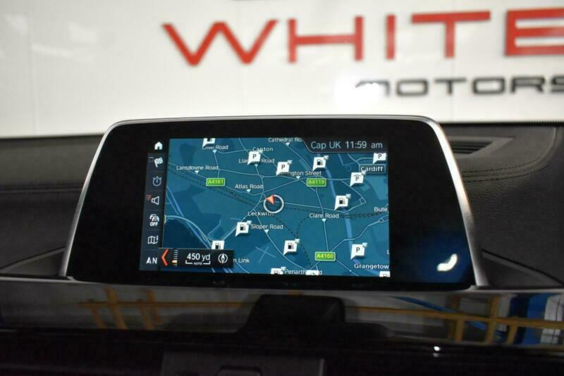 2018 BMW WW xDrive 20d M Sport X 5dr Step Auto Hatchback Diesel Automatic