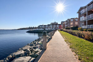 #JustListed - 201-30 Waterfront Dr - Bedford Condo