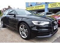 GOOD CREDIT FINANCE AVAILABLE 2013 63 Audi A6 Avant 2.0TDI