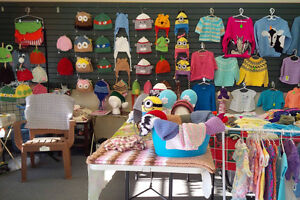 Retail Market Spaces available for Summer Indoor Market