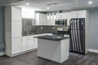 Professional Renovations - Specializing in Basement Finishing