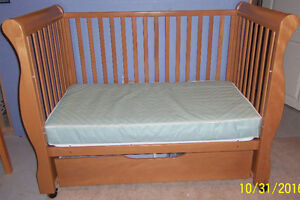 Caramia convertible crib/daybed Windsor Region Ontario image 1
