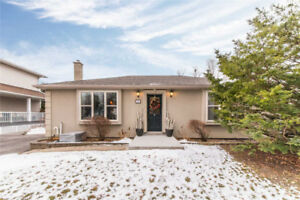 Move-In Ready!! 3 Bdrm Detached Home W/ Fin Bsmnt
