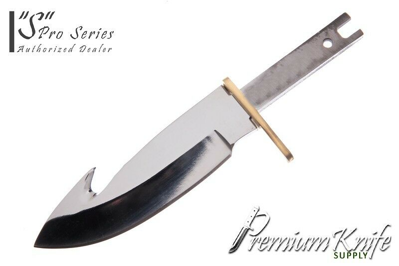 Knife Making Blade Blank Custom S34GH Chippewa Skinner
