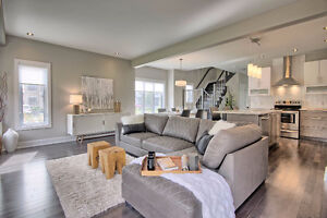 Move-in ready homes! Live beside Gatineau Park