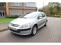SOLD NOW 2004 Peugeot 307 1.4HDi Left hand drive Lhd Portuguese Registered