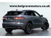 "2018 Jaguar F-Pace R-SPORT AWD 22"" HAWKE ALLOYS Auto SUV Diesel Automatic"