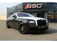 Rolls-Royce Wraith 6.6 V12 Auto 2dr