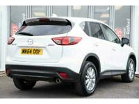 2014 Mazda CX-5 2.2d SE-L Lux Nav 5dr Estate Estate Diesel Manual