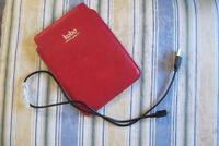 KOBO CASE AND USB CABLE
