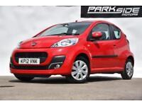 2012 Peugeot 107 1.0 12v Active 3dr