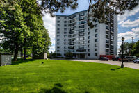 Luxury 3 Bed/2 Bath Condo in Senior-Oriented Waterloo Building!