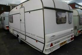 Mardon Meridion 15/2 ET 1991 2 Berth Caravan £1,700