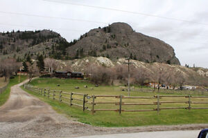 Indoor Riding Arena, 12 Stall Barn, Paddocks on 17 Waterfront Ac