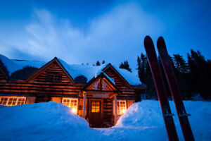 Skoki Cabin - Honeymoon Cabin 2 nights