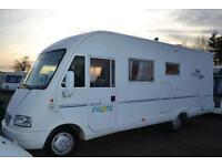 Pilote Reference G680FP A Class Motorhome for Sale Omnistor Awning Status Aerial