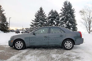 2007 Cadillac CTS Luxury Sedan- WOW Just 109K!!  ONLY $8950