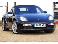 2006 Porsche Boxster 3.2 987 S 2dr