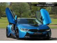 2017 BMW i8 I8 ** ENGLAND FOOTBALLER CAR ** Auto Coupe Petrol/Ele Automatic