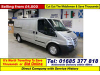 2012 - 12 - FORD TRANSIT T280 TREND 2.2TDCI 125PS MWB VAN (GUIDE PRICE)