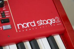 Nord Stage 2 HA-76
