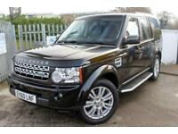 Land Rover Discovery 4 SDV6 HSE 7 seat 3.0 Diesel Automatic 4x4