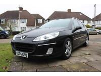 Peugeot 407 SW 2.0HDi 136 auto 2004MY Executive
