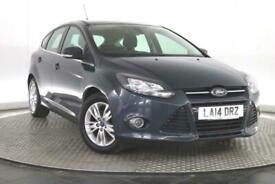 image for 2014 Ford Focus 1.6 TDCi Titanium Navigator Navigator 5dr Hatchback Diesel Manua