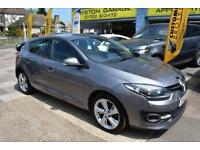 2013 63 RENAULT MEGANE 1.5 DYNAMIQUE TOMTOM GOOD AND BAD CREDIT CAR FINANCE