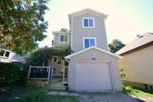 3 or 4 bedroom house centrally located