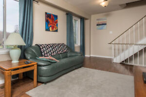 End unit Townhome