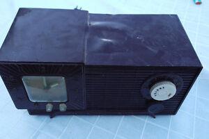 ancien radio Regal