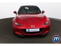 2018 Mazda MX-5 2.0 Sport Nav 2dr Convertible Petrol Manual