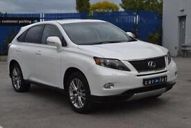 2012 Lexus RX 450h 3.5 Advance CVT 5dr (Pan roof)