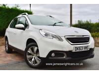 2013 Peugeot 2008 1.6 e-HDi Active (s/s) 5dr