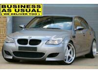 BMW M5 5.0 SMG 2005 M5. E60 .EXCELLENT PROVENANCE YOU WONT GET BETTER